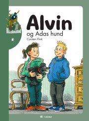 alvin og adas hund - bog