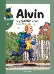 alvin og gamle lisa - bog
