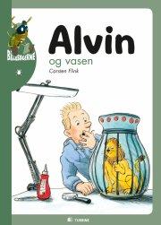 alvin og vasen - bog