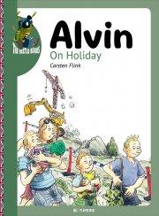 alvin on holiday - bog