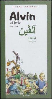 alvin på ferie - dansk/arabisk - bog