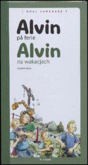 alvin på ferie - dansk/polsk - bog