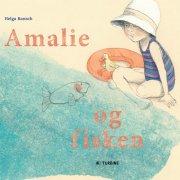 amalie og fisken - bog