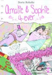 amalie og sophie 4-ever - bog