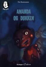 amanda og dukken - bog