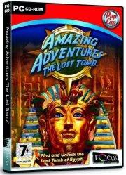 amazing adventures - the lost tomb - PC