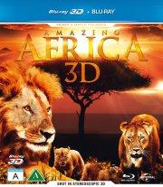 amazing africa - 3D Blu-Ray