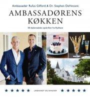 ambassadørens køkken - bog