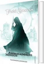 ambassadørens mission #4: sandhedslæsningen - bog