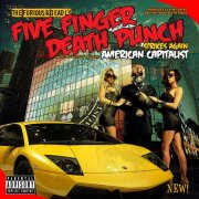 five finger death punch - american capitalist - cd