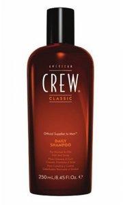 american crew daily shampoo - 250 ml. - Hårpleje