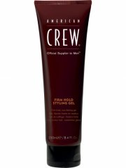 american crew firm hold styling gel - 250 ml. - Hårpleje