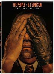 american crime story - sæson 1 - the people vs oj simpson - DVD