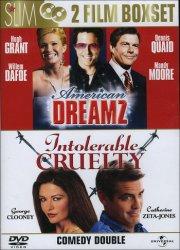 intolerable cruelty // american dreamz - DVD