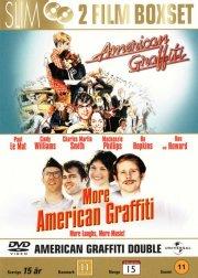 american graffiti // more american graffiti - DVD
