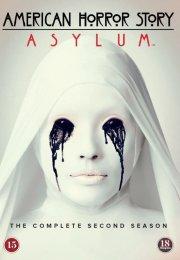 american horror story - sæson 2 - DVD