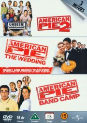 Image of   American Pie 2, 3 Og 4 - DVD - Film