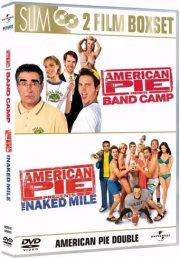 american pie 4 // american pie 5 - DVD