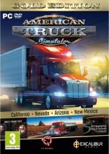 american truck simulator gold edition - PC