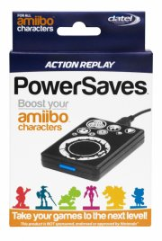 amiibo powersaves action replay - Figurer