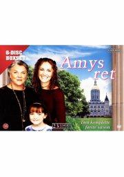 amys ret - sæson 1 - DVD