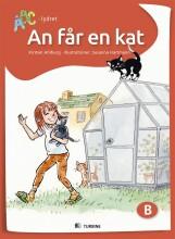 an får en kat - bog