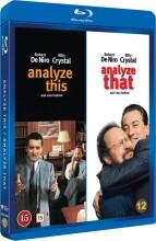 analyze this // analyze that - Blu-Ray