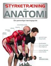 styrketræning og anatomi - bog