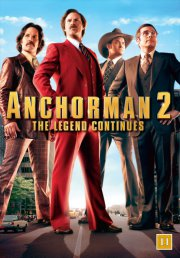 anchorman 2 - DVD