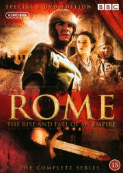 ancient rome - the rise and fall of an empire - DVD