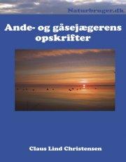 ande- og gåsejægernes opskrifter - bog