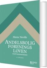 andelsboligforeningsloven - bog