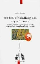 Image of   Anden Afhandling Om Styreformen - Locke - Bog