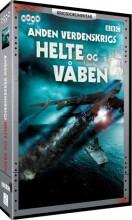 anden verdenskrigs helte og våben - DVD