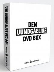 anders anden matthesen - den uundgåelige dvd boks - DVD