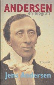 h.c. andersen biografi - bog
