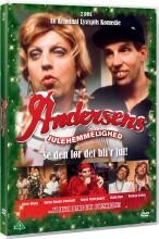 familien andersens julehemmelighed - tv2 julekalender - DVD