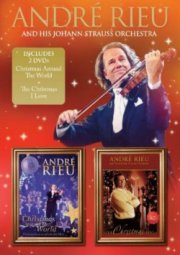 andre rieu - christmas around the world / the christmas i love - DVD