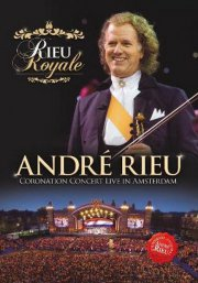 andre rieu - coronation concert live in amsterdam - DVD