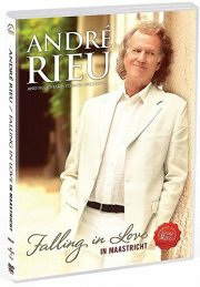 Image of   Andre Rieu: Falling In Love In Maastricht - DVD - Film