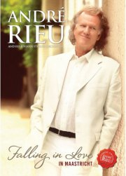 andre rieu: falling in love in maastricht - Blu-Ray
