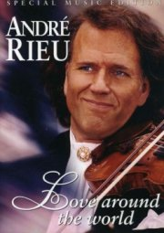 andre rieu - love around the world - DVD