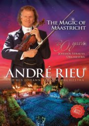 andre rieu - magic of maastricht: 30 years of the johan straus orchestra - DVD