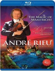 andre rieu magic of maastricht - 30 years of the johan straus orchestra - Blu-Ray