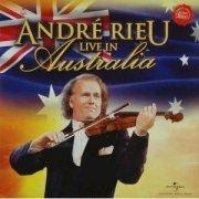andre rieu - rieu, andre live in australia - cd