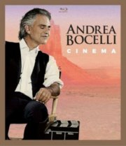 andrea bocelli - cinema - DVD