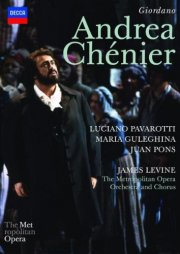 Image of   Andrea Chenier Pavarotti - Giordano - DVD - Film