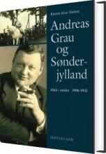 andreas grau og sønderjylland - bog