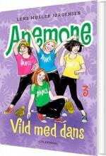 anemone 3 - vild med dans - bog