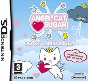 angel cat sugar - nintendo ds